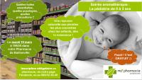 Soirée aromathérapie : La pédiatrie de 0 à 3 ans