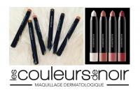 Maquillage longue tenue et dermatologique : optez pour les nouveautés «Les couleurs de noir» !