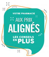 Votre Pharmacie indépendante de Baillonville  : « Pharmacies aux prix alignés, les conseils en plus » !