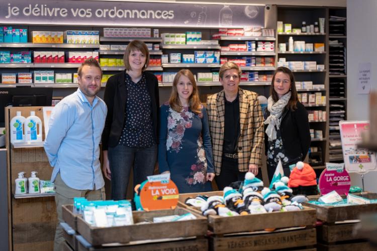 Pharmaciens Somme-Leuze