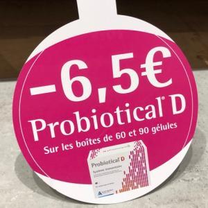 Probiotical D 60 ou 90 gélules, votre allié pour une immunité au top !