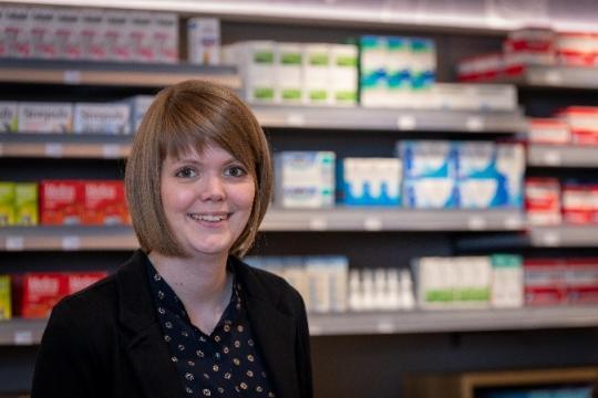 Pharmacien de référence Somme-Leuze